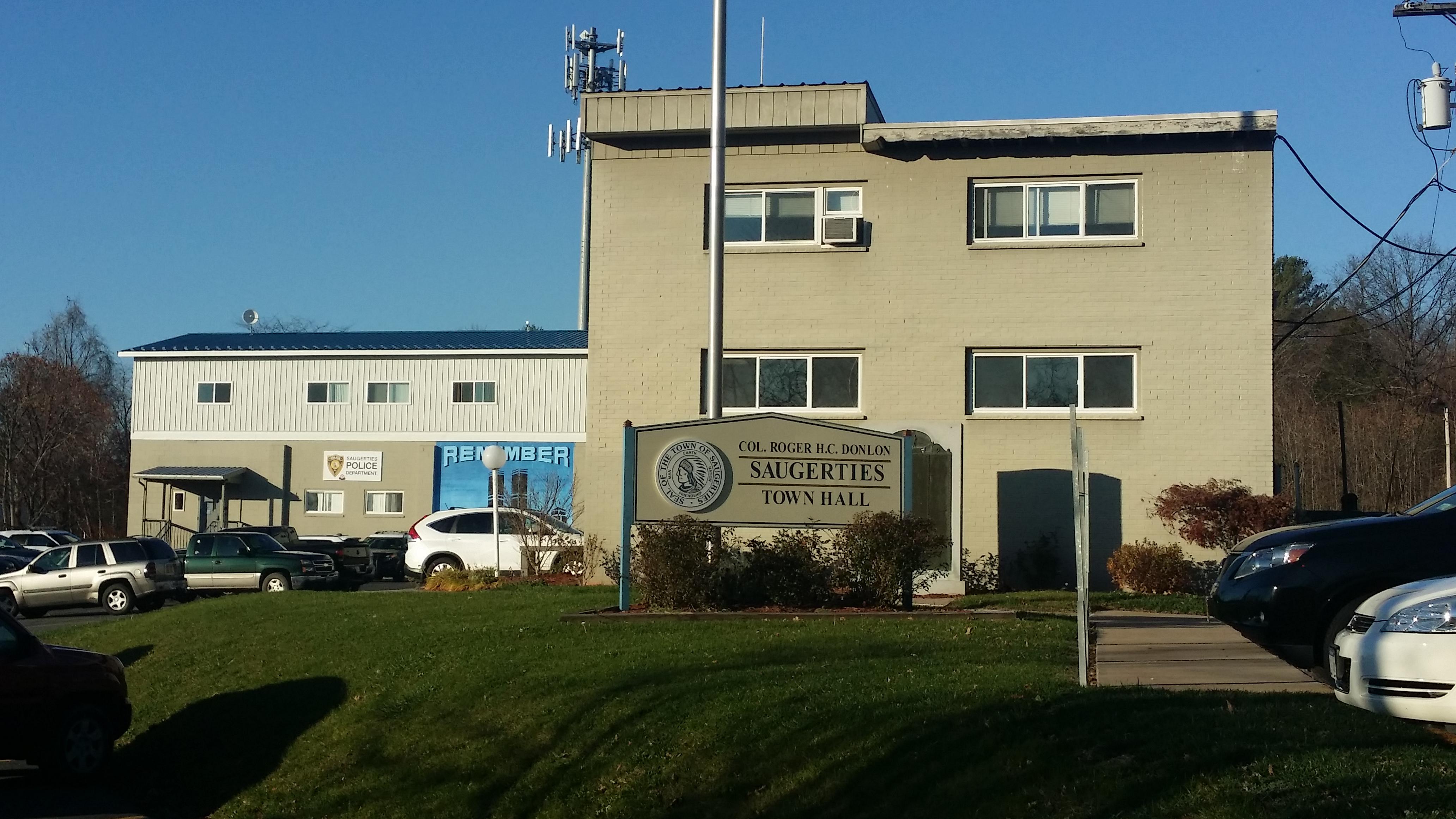Saugerties Building Department